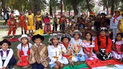 Alumnes de Bolívia_Intercanvi 2019